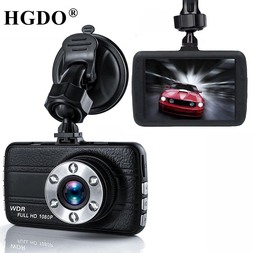 Car dvr 100 original novatek auto font b camera b font 1080P 3 full hd dash