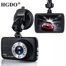 Оригинальный HGDO 3.0 дюймов тире Камера H311 Видеорегистраторы для автомобилей HD видео Регистраторы g-сенсор регистратор парковка регистраторы Авто-камеры автомобиля cam