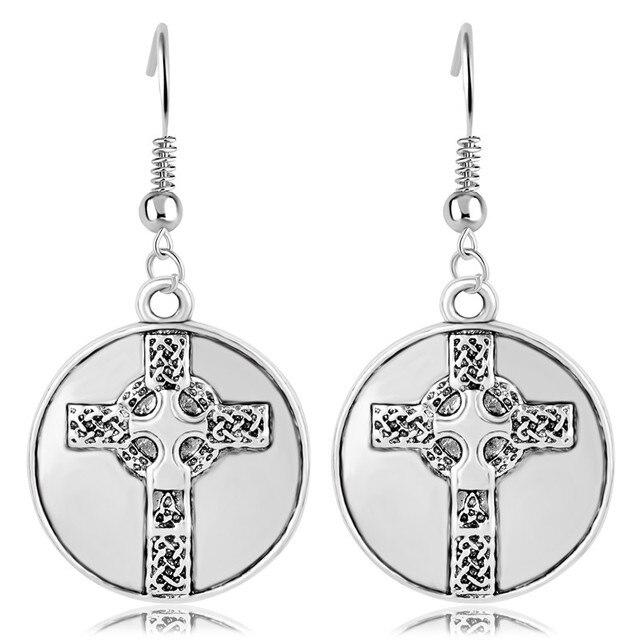 Ezei Supernatural Myth Love Knot Symbol Cross Flower Of Life