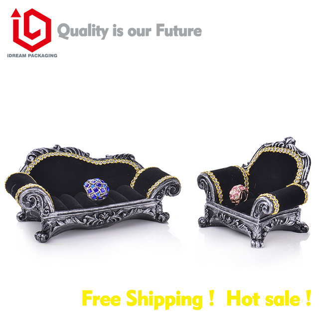 Terrific Us 52 5 Riginality Sofa Jewelry Display Storage Box Earrings Jewelry Stand Case Necklace Ring Ornaments Exhibition Item In Jewelry Packaging Caraccident5 Cool Chair Designs And Ideas Caraccident5Info