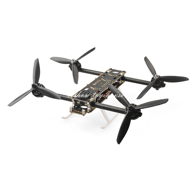 Rc Hmf Sl300 Mini Diy Drone Quadcopter Frame Kit Variable