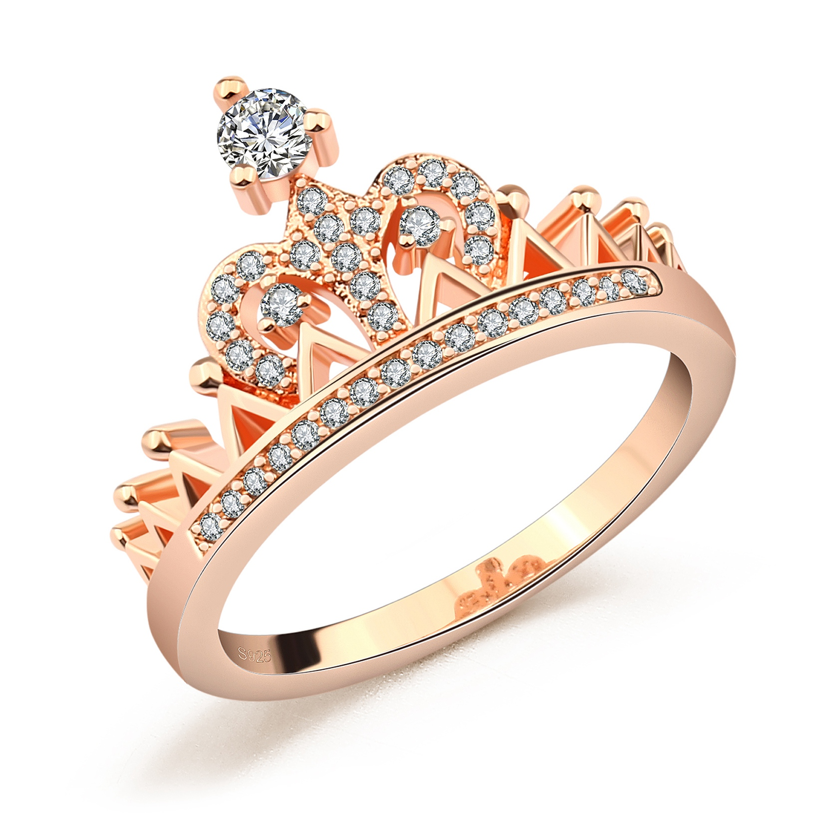 Compare Prices on Crown Promise Ring- Online Shopping/Buy Low ...