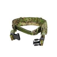 2017 MRB Belt Greenzone 500D nylon Pencott Geniume GZ Fabric Tactical Belt size M L optional color MTP MRB Duty belt