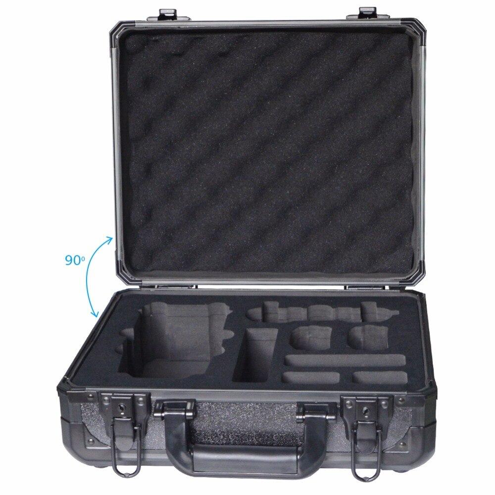 Новое поступление чехол алюминиевый Открытый Чехол для DJI Mavic Pro RC Дрон с камерой протектор FPV запасные части черный цвет