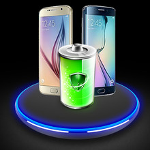 New Portable Qi Wireless Power Charger Charging Pad For Ipho