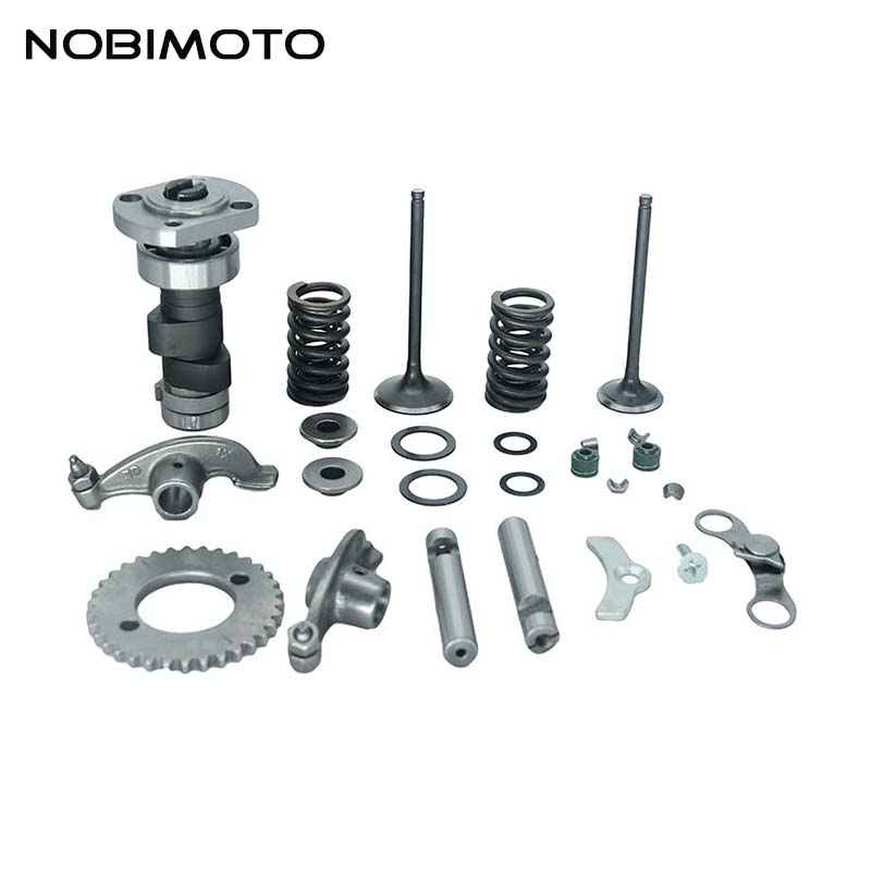 Motorcycle Cylinder Head Assy Kits Full Parts for CB250cc Engine ATV GO Kart Motorcycle GT 168