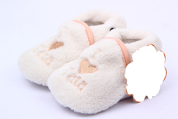 Baby-Girl-Boy-Coral-Fleece-Booties-Socks-Shoes-Slippers-Newborn-Toddler-First-Walkers-3