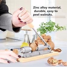 Neue hochwertige mechanische scheller nussbaum nussknacker nussknacker schneller Opener Küche Werkzeuge obst und gemüse