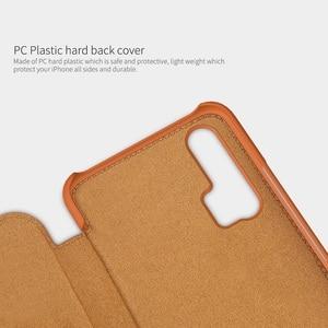 Image 4 - Dla Huawei Honor 20 skrzynki pokrywa 6.26 NILLKIN Vintage Qin odwróć pokrywa portfel PU skóra + PC dla Huawei Honor 20 Pro przypadku