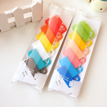 Bookmark Stationery Clips Note-Paper Office-Accessories School-Supplies File Memo Index