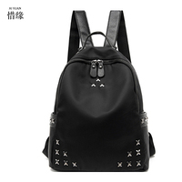 XIYUAN BRAND Women Big Backpack Waterproof Nylon Lady Women S Backpacks Female Casual Travel Bag Bags