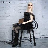 BJD Doll 1/3 Fairyland FL Feeple60 Lunnula Girls Body High Quality Toys For Girls Birthday Xmas Best Gifts Fairyland