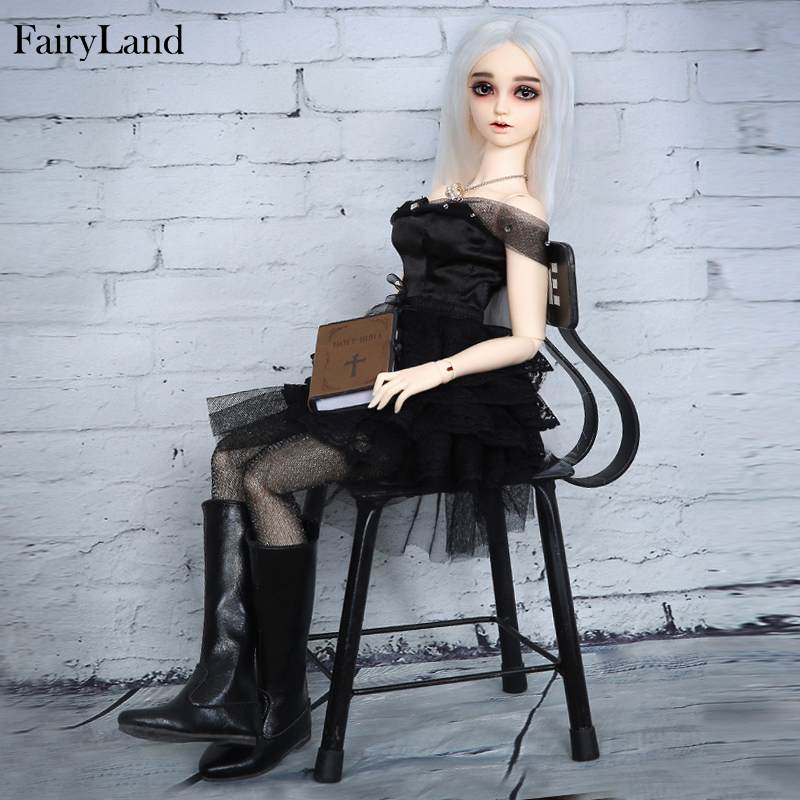 BJD Doll 1/3 Fairyland FL Feeple60 Lunnula Girls Body High Quality Toys For Girls Birthday Xmas Best Gifts Fairyland