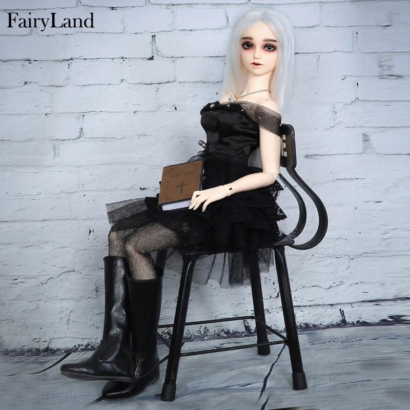 BJD Doll 1/3 Fairyland FL Feeple60 Lunnula Girls Body High Quality Toys For Girls Birthday Xmas Best Gifts Fairyland girls at our best girls at our best pleasure
