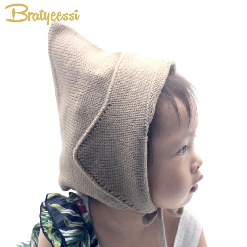 Steeple Witches Berretto a maglia per bebè per bambina Bermuda a tinta unita con berretto per bebè Enfant Fotografia