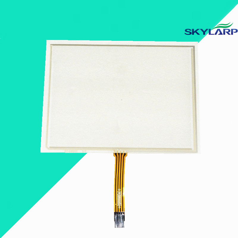 skylarpu 8 inch 4 Wire Resistive Touch Screen Panel Digitizer Glass USB for AT080TN52 LCD Screen touch panel Glass Free shipping amt 146 115 4 wire resistive touch screen ito 6 4 touch 4 line board touch glass amt9525 wide temperature touch screen