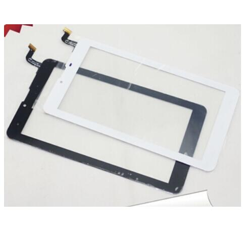 New Touch Screen For 7 Irbis TZ72 4G Tablet Touch Panel digitizer glass Sensor Replacement Free Shipping tempered glass protector new touch screen panel digitizer for 7 irbis tz709 3g tablet glass sensor replacement free ship