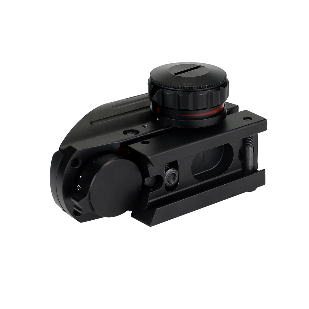 Image 4 - SVBONY 20mm Ratil Red Dot Scope Riflescope Optics Tactical Red Green 4 Reticle Dot Reflex Optics Sight Hunting Scope F9129A-in Riflescopes from Sports & Entertainment