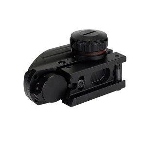 Image 4 - Svbone 20mm Ratil rouge point portée lunette optique tactique rouge vert 4 réticule point réflexe optique vue chasse portée F9129A