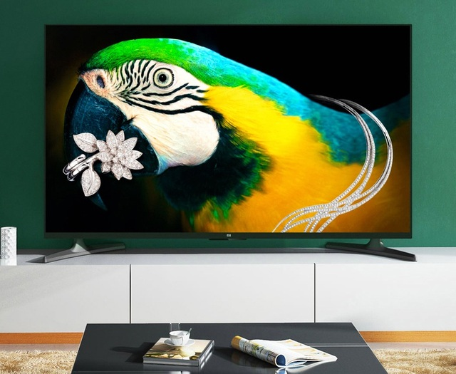 Xiaomi Smart TV 4A 65″inch Real 4K 3840*2160 LED Ultra Thin 2 4/5GHz