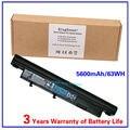 KingSener 11.1V 5600mAh Laptop Battery AS09D36 Laptop Battery For Acer TravelMate 8371 8571 8471 5538G 8471G 8571G 8431 8531