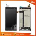 Para Highscreen Zera S Rev. S Novo Monitor de Tela Tela de LCD Full + Tela de Toque Digitador Sensor de Vidro assembleia + Ferramentas