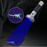 Xtremecraft Süper 100LED UV Işık 395-400nm LED UV Fener Meşale Işık Uv Lamba