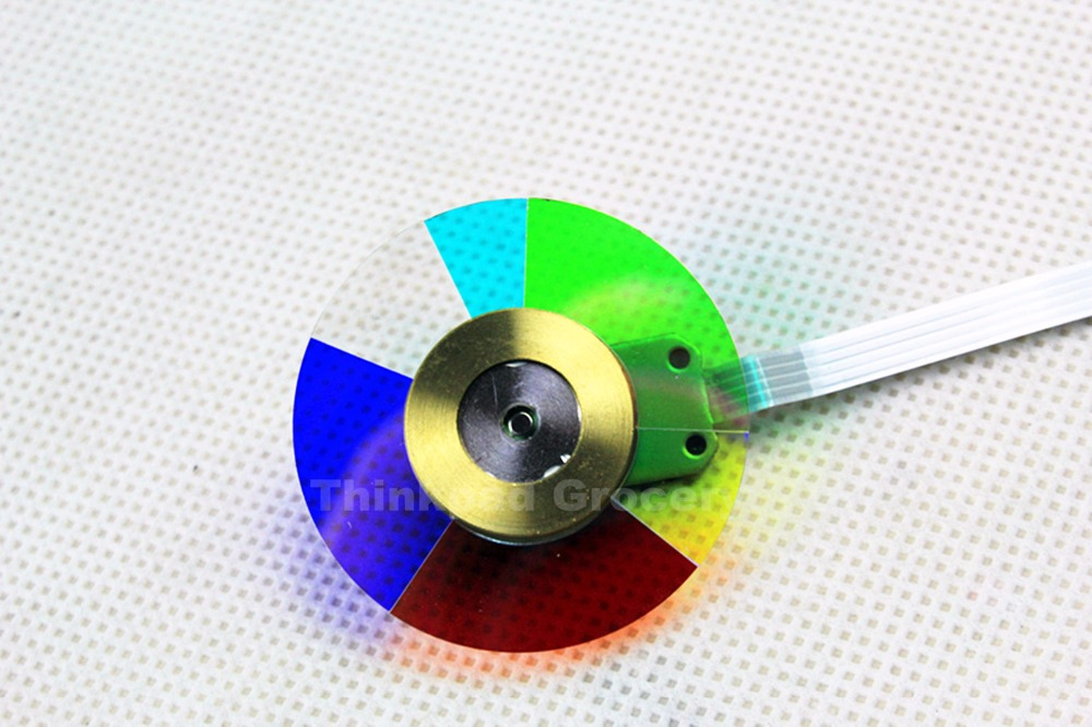 NEW DLP Projector Color Wheel For Optoma GT720 models projector color wheel for optoma hd66 hd67n
