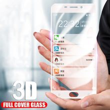 20pcs/Lot Full Cover Tempered Glass Film For Samsung A9 A8 Plus A7 A6 Plus J8 J4 J2Pro J7 J6 J2 2018 J5 Screen Protector 3D(China)