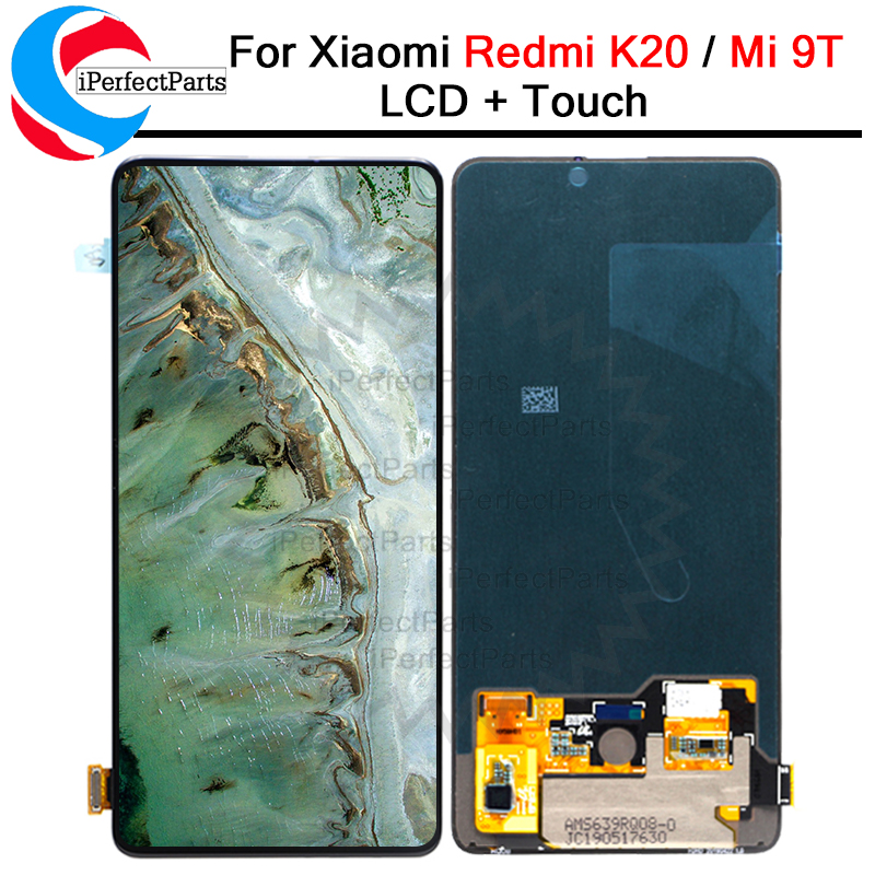 Original 6 39 For Xiaomi Redmi K20 LCD Display Touch Screen Digitizer Assembly Replacement parts For