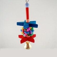 Птиц, какаду звезды, колокола жевать клетка птицы предложение специальное блоки попугай