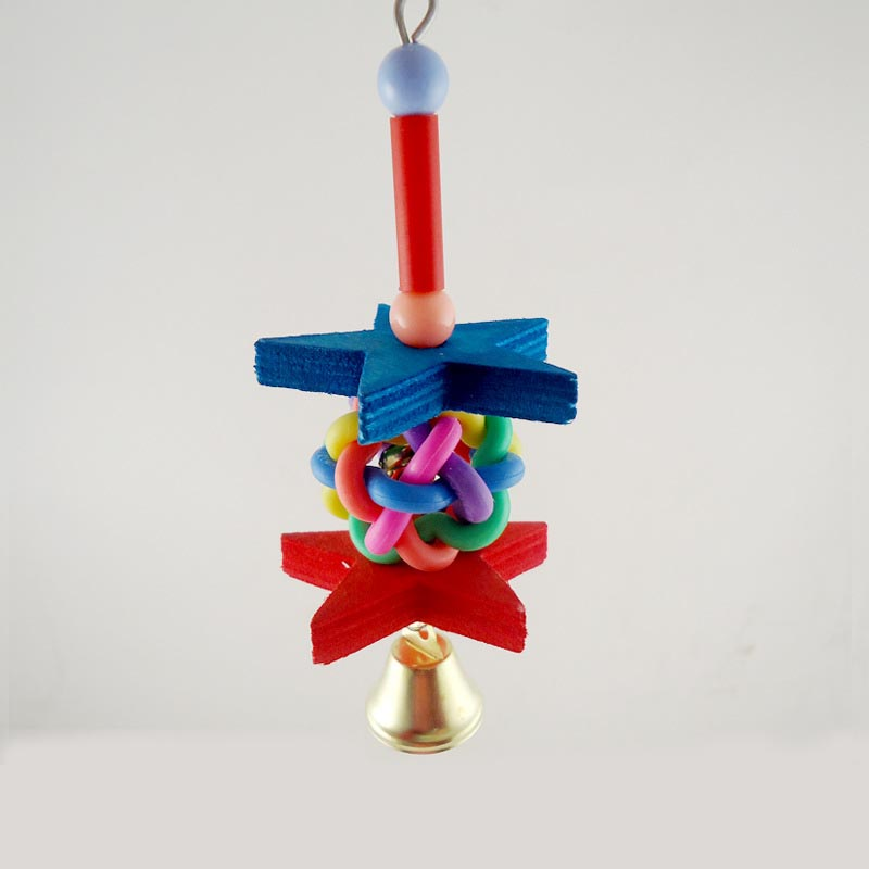 Wood Bird Toys : Wooden bird toy free shipping worldwide