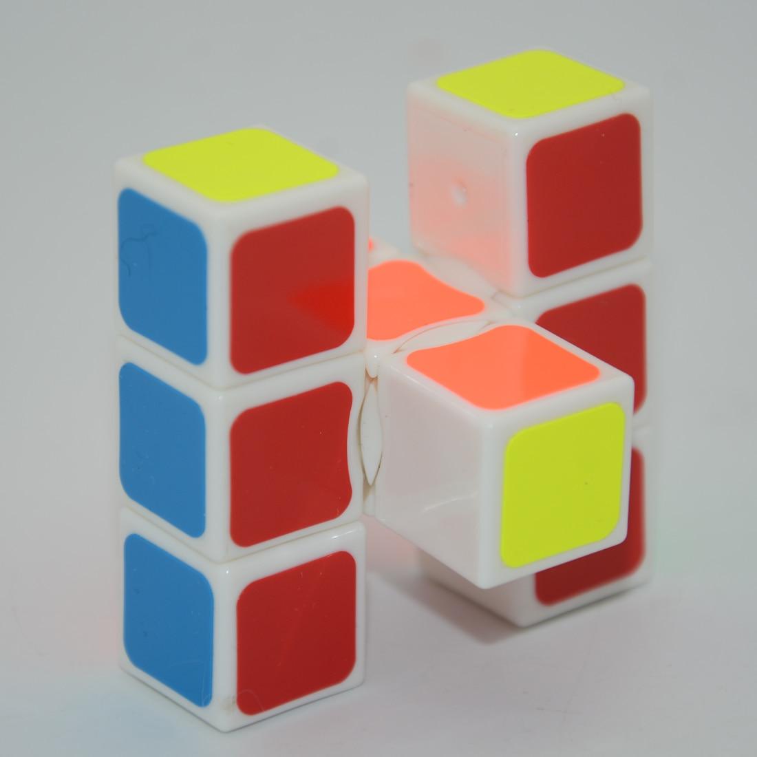 2017 Жаңа келу 1X3X3 дискета Magic Cube Puzzle Brain - Ойындар мен басқатырғыштар - фото 4