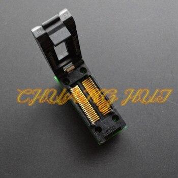 Clamshell SOP44 to DIP44 Programmer Adapter SOP44 PSOP44-DIP44 IC test socket psop44 to dip44 sop44 soic44 sa638 b006 ic test socket adapter for rt809h programmer high quality