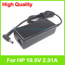 19.5V 2.31A 45W laptop charger ac adapter for HP 240 245 246 250 255 256 G5 340 G3 346 G3 348 G3 ZBook 15u G3 Mobile Workstation(China)