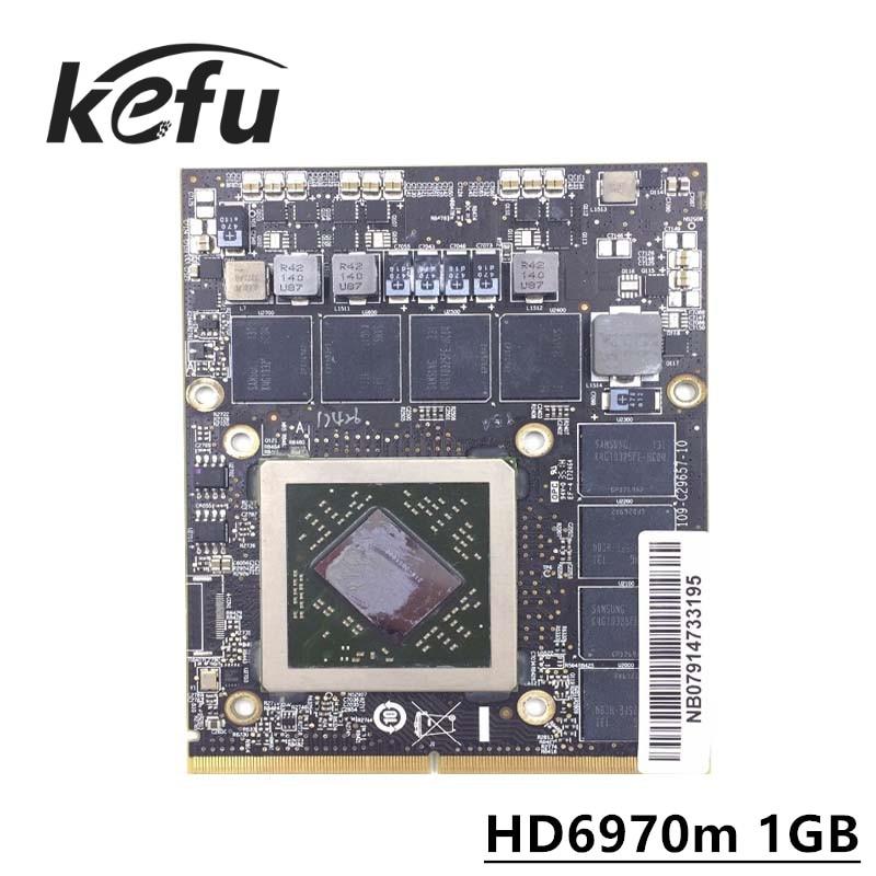 Kefu for Apple iMac 27 A1312 HD6970 HD6970m HD 6970 6970M 1G 1GB 109 C29657 10