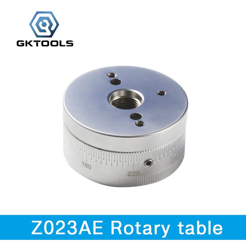 GKTOOLS, Electroplated Metal Rotary Table, Z023AE