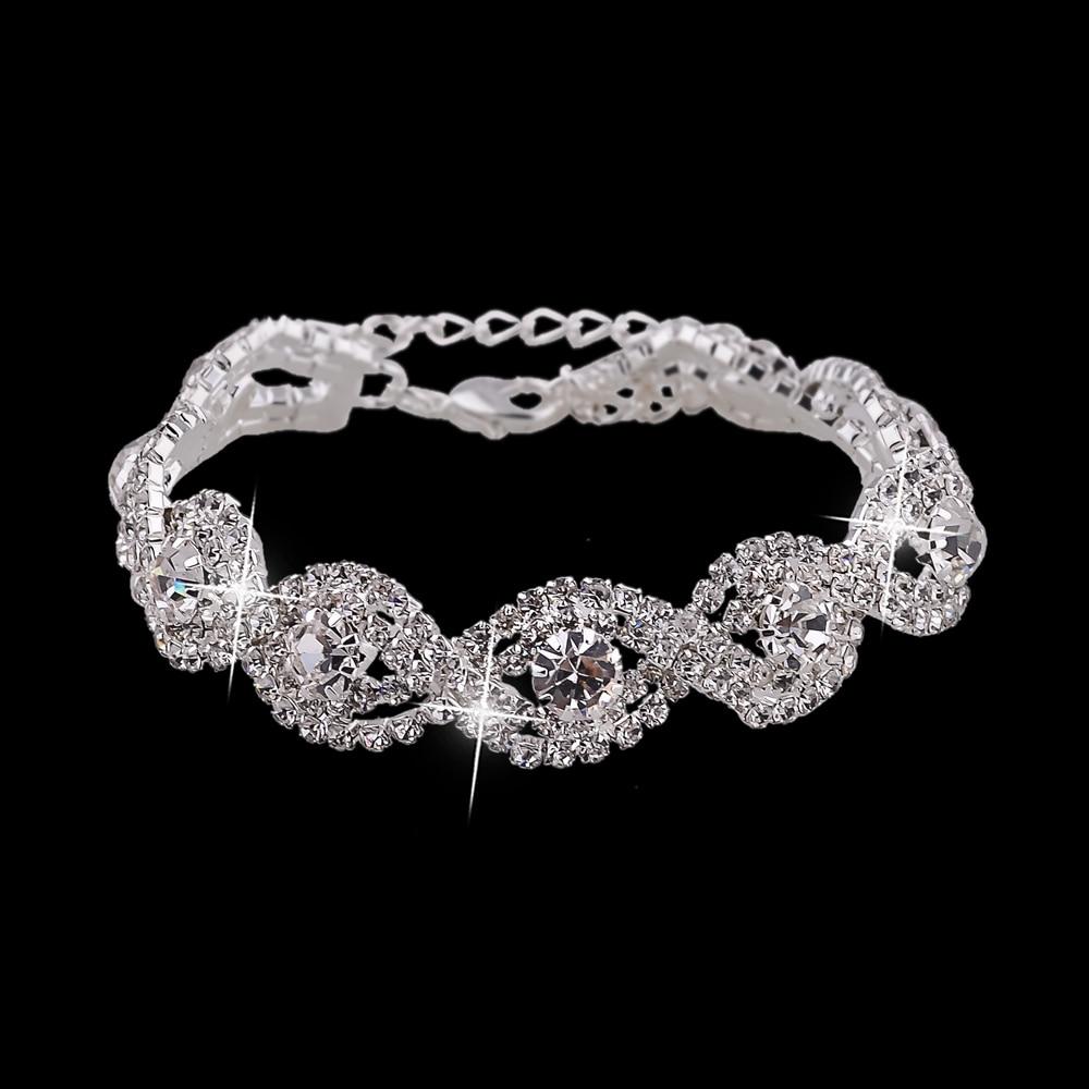 Aliexpress pernikahan mewah gelang, & Gelang untuk wanita ...