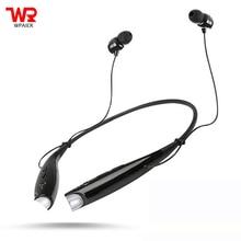 WPAIER HBS730 Wireless Bluetooth headphones CSR4.0 portable sports in ear mini headset stereo HQ vibration earphone Universal