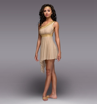 Modern dance professional clothing Stage dress foreign trade goods