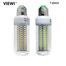 1X ampoule led e27 E14 B22 super 25W corn bulb light high power 110v 220v home lighting smd 5730 144 leds lamp lampade white