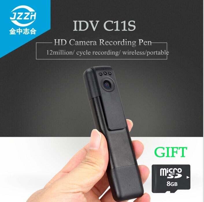 bilder für IDV C11S voice recorder mit kamera nachtsicht mini kamera 1080 P APP handy steuer 170 grad WIFI freeshipping
