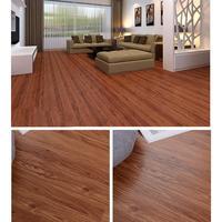 91 44 15 24cm Self Adhesive PVC Floor Tiles Wood Grain Texture 5 Square Meter Flooring