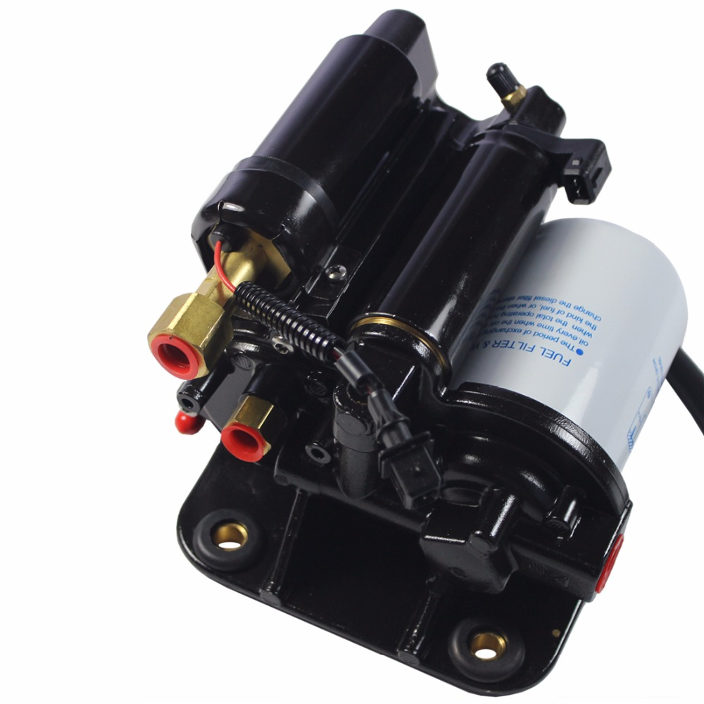 hight resolution of free shipping king way electric fuel pump assembly for volvo penta marine 21608511 21545138 5 7 5 0 4 3 in fuel pumps from automobiles motorcycles on