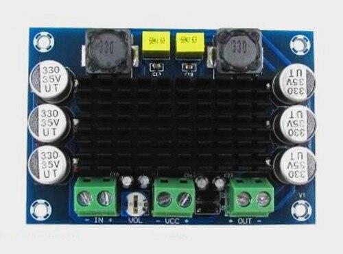 Free Shipping!!! Mono 100W Digital Amplifier Board / TPA3116D2 Digital Audio Amplifier Board 12-26V