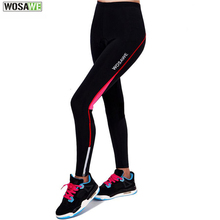 New Women Long Cycling Pants Riding Mountain Bike Bicycle Breathable Waterproof MTB Gel Pad Outdoor Sport Cycle Pant H2058