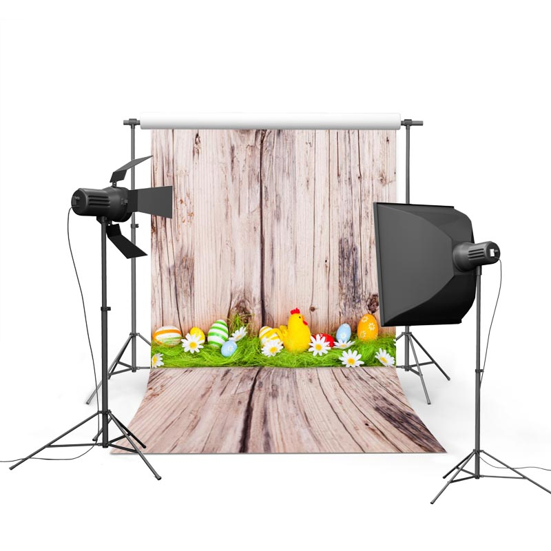 150CMX220CM thin vinyl Photography Backdrop Custom Photo Prop easter backgrounds GE-088