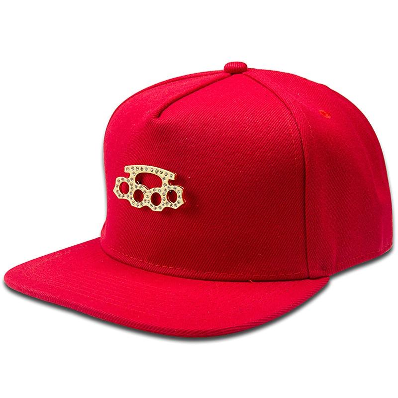 Women Men Bling Golden Rhinestone Refer To Tigers Snapback Hat Gorras golf sports five rings fist hip hop Baseball Caps