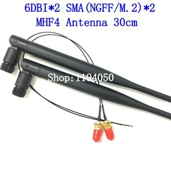 NGFF M.2 Sma interface 6db omni antenna ...