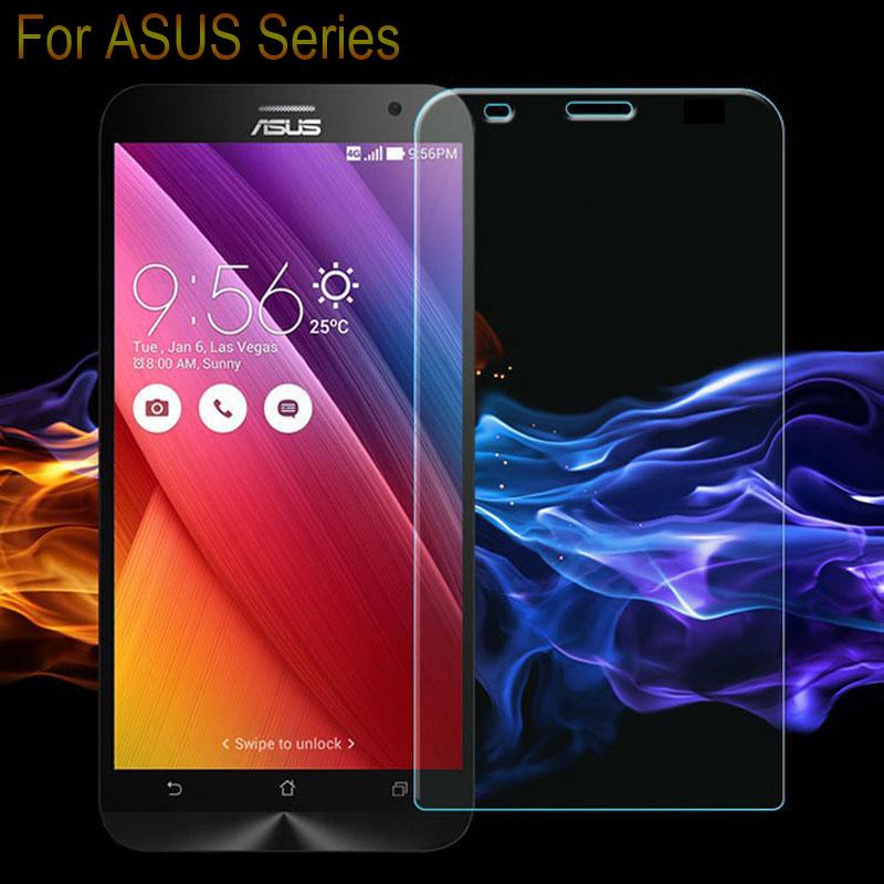 F_King-World 9H Tempered Glass For ASUS Zenfone C 3 Max ZC550KL ZC520TL Zenfone 2 3 Laser ZE500KL ZE520KL Go ZD551KL Screen Protector Film